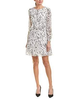 Sam Edelman Women's Tie Sleeve Dress