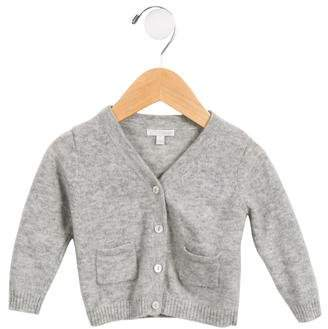 Livly Girls' Cashmere V-Neck Cardigan
