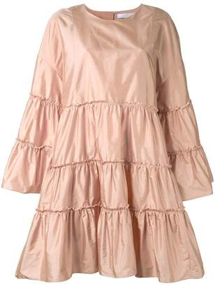 Chloé tiered parachute dress