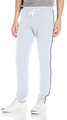 Armani Exchange A|X Men's Core Logo Tapered Fleece Pant