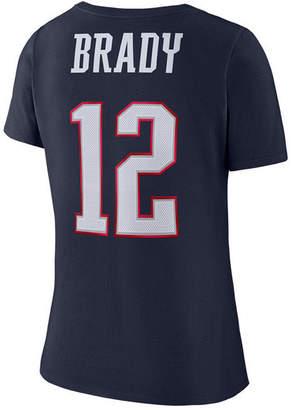 Nike Women's Tom Brady New England Patriots Player Pride 3.0 T-Shirt