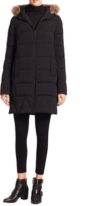 Saks Fifth Avenue Puffer Parka