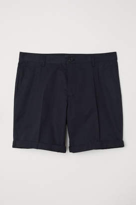 H&M Chino Shorts - Black