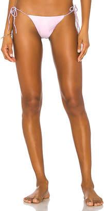 superdown x Chantel Jeffries Chantel Bikini Bottom