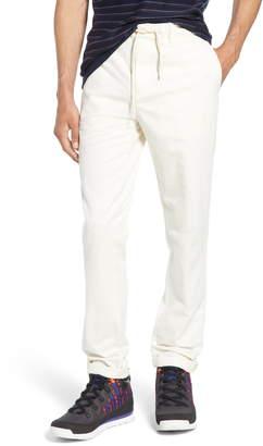 Scotch & Soda Warren Relaxed Fit Cotton & Linen Pants