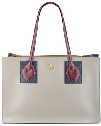 Anne Klein Amelia Faux Leather Tote $128 thestylecure.com