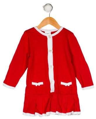 Florence Eiseman Girls' Long Sleeve Dress