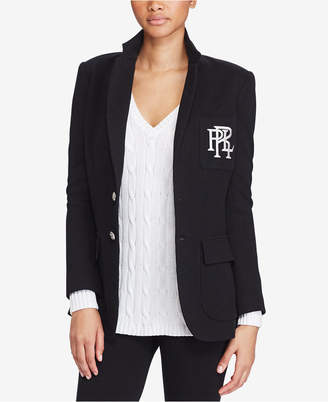 Polo Ralph Lauren Custom-Fit Fleece Blazer