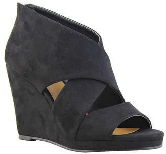 Michael Antonio Anie Womens Wedge Sandals