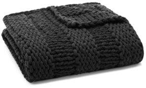 Oake Soft Chunky Throw - 100% Exclusive