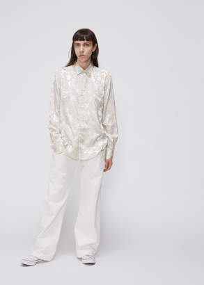 Eckhaus Latta Button-Down Shirt