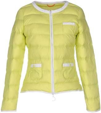 PUZZLE GOOSE Down jackets - Item 41607645HI