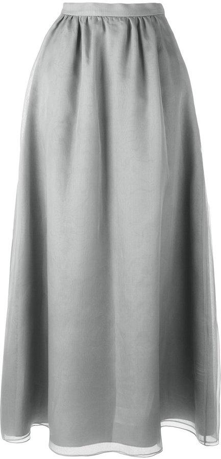 Armani Collezioni maxi full skirt