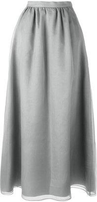 Armani Collezioni maxi full skirt $542.87 thestylecure.com