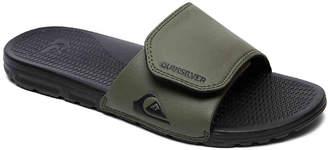 Quiksilver Shoreline Adjust Slide Sandal - Men's
