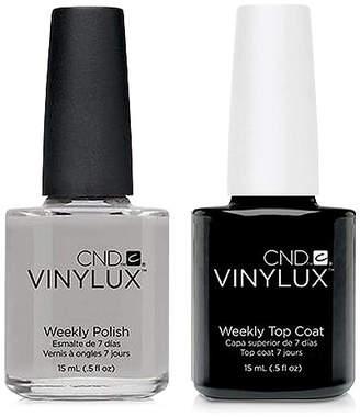 CND Creative Nail Design Vinylux Cityscape Nail Polish & Top Coat (Two Items), 0.5-oz, from Purebeauty Salon & Spa