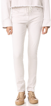 DKNY Pure DKNY Pull On Pants $258 thestylecure.com