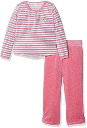 Steiff Girl's 2tlg. Schlafanzug Nicky Pyjama Sets,12-18 Months