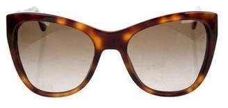 Stella McCartney Tortoiseshell Acetate Sunglasses