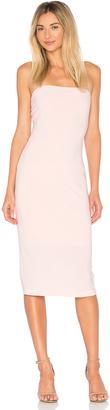 Norma Kamali x REVOLVE Strapless Dress $125 thestylecure.com