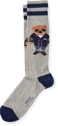 Ralph Lauren Blazer Polo Bear Trouser Socks