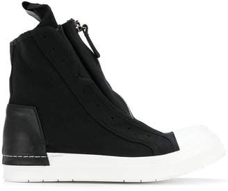 Cinzia Araia hi-top sneakers