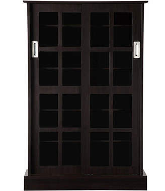 Asstd National Brand Everett Media Storage Cabinet
