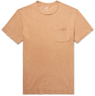 J.Crew Slim-Fit Slub Cotton Jersey T-Shirt