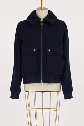 A.P.C. Snowbird coat