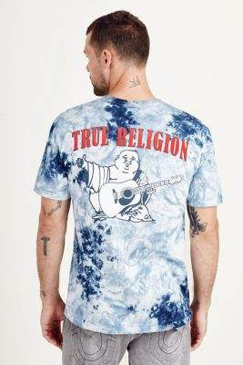 True Religion MENS BUDDHA GRAPHIC TEE