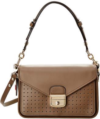 Longchamp Mademoiselle Leather Crossbody