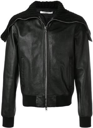 Givenchy oversized collar jacket