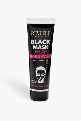 boohoo Co-Enzymes Deep Cleansing Black Mask Peel Off