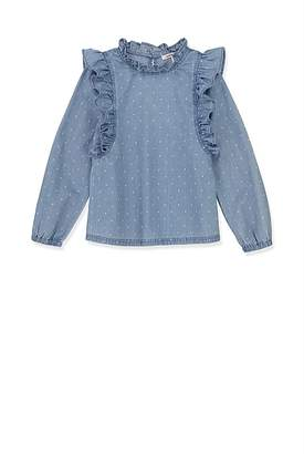 Country Road Chambray Spot Shirt
