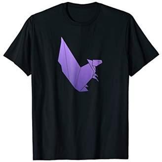 Squirrel Origami Graphic Shirt