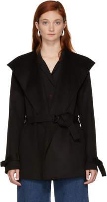 Joseph Black Lima Double Cashmere Short Coat