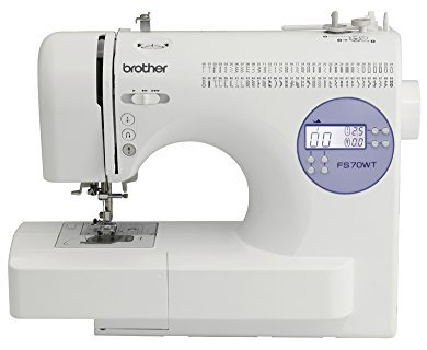 Brother FS70WT Sewing and Quilting Machine - White