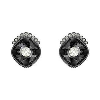 Swarovski Women Crystal Stud Earrings 5485656