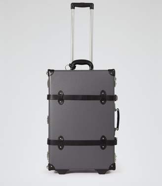 Reiss Gallivant - Wheeled Suitcase in Grey