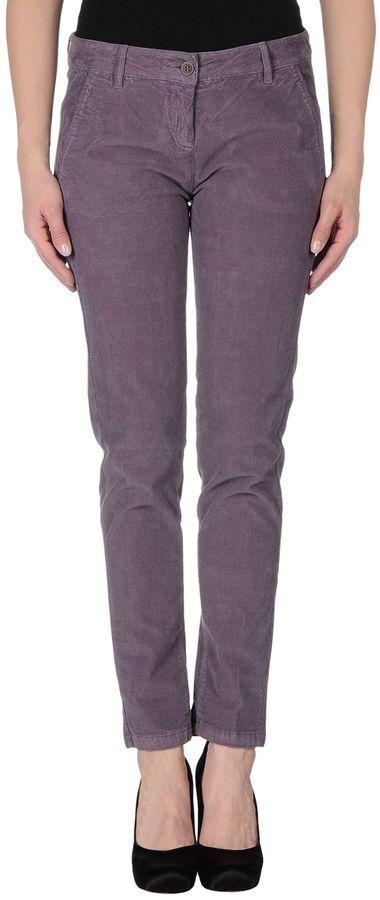 OSSO GOCCIA Casual pants