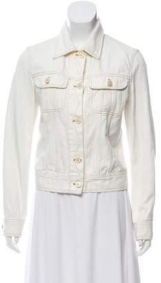 Maison Margiela Button-Up Denim Jacket
