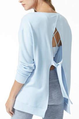 Vimmia Tie Open-Back Pullover