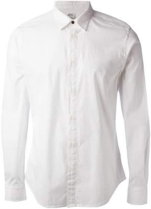 Diesel button down shirt
