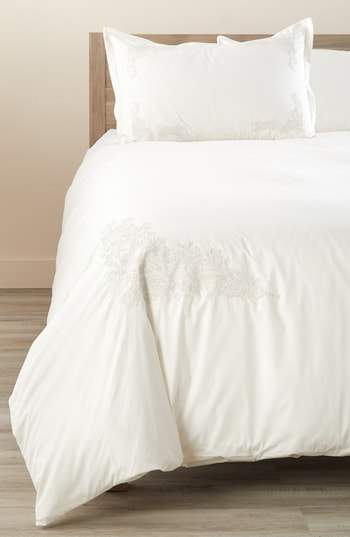 350 Thread Count Passementerie Duvet Cover