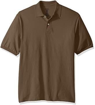 Polo Ralph Lauren Jerzees Men's Spot Shield Short Sleeve Shirt