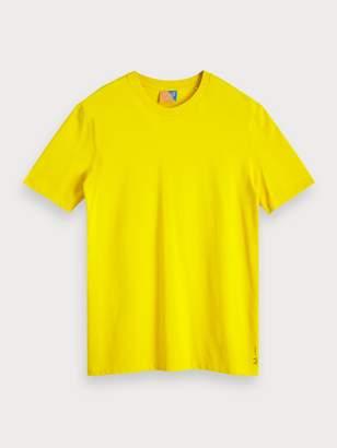 Scotch & Soda Basic Pique T-Shirt