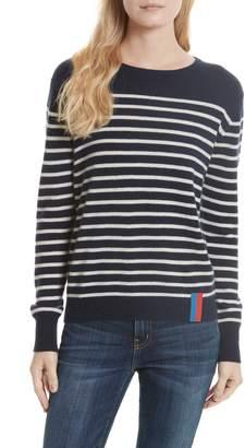 Kule Stripe Cashmere Sweater