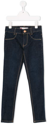Levi's Kids raw wash jeans