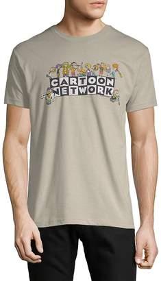 Body Rags Clothing Co Men's TV Logo Tee