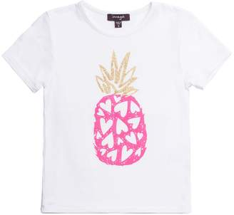 Imoga Girl's Amita Tee - Pineapple